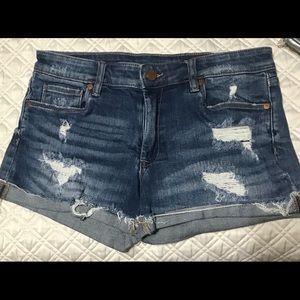 Blank NYC Shorts - SOLD! Blank NYC Women's Destroyed Denim Shorts